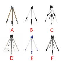 1 Piece Telescopic fishing rod tripod Fishing Gear Holder Sea Bream Outdoor Fish Pole Stand Rod Supplies Tripod