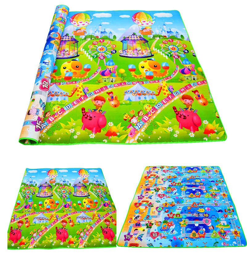 HTB1A h.Kb1YBuNjSszhq6AUsFXaE Baby Play Mat Kids Developing Mat Eva Foam Gym Games Play Puzzles  Baby Carpets Toys For Children's Rug Soft Floor