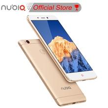 Mondial Version Nubia N1 4G LTE Mobile Téléphone 5.5 pouces 1920*1080 MT6755M Octa Core 3 GB RAM 32 GB ROM 5000 mAh 13.0 + 13.0 MP D'empreintes Digitales