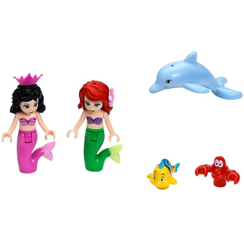 Yamala-Princess-Undersea-Palace-Girl-Friends-Building-Blocks-402pcs-Bricks-Toys-For-Children-Compatible-With-Legoingly-Friends-4
