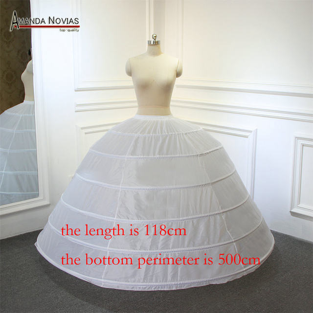 Online Shop Big Petticoat for ball gown wedding dress the length ...