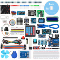 Keywish Completa de RFID Sensor Super Starter Kit Para Arduino UNO R3 o nível de Água-Servo/Stepper Motor Com 28 aulas de Código Tutorial