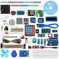 Keywish RFID сенсор супер стартовый набор для Arduino UNO R3 водного уровня сервопривод/шаговый двигатель с 28 обучающим кодом