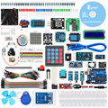 Keywish RFID Completo Sensore Super Starter Kit Per Arduino UNO R3-livello Dell'acqua Servo/Motore Passo A Passo Con 28 lezioni Codice Tutorial