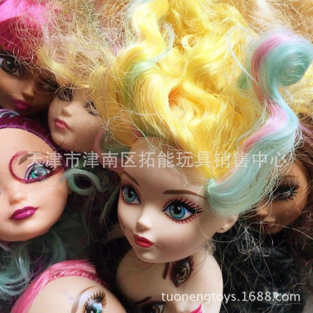 Mới 5 Búp Bê Đầu Cho Monster Inc Búp Bê Búp Bê Đầu Cho Bao Giờ Sau Khi Búp  Bê bé Gái Quà Tặng DIY Đầu|head for doll|doll headfor dolls - AliExpress