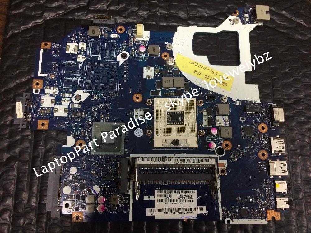 Laptop motherboard for NBY1111001 ACER Aspire V3-571 V3-571G motherboard LA-7912P Intel DDR3
