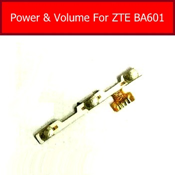 Genuine Volume &Power Flex Cable For <font><b>ZTE</b></font> <font><b>Blade</b></font> <font><b>A601</b></font> BA601 Power <font><b>Screen</b></font> Lock Button&Audio Control switch Flex Ribbon replacement image
