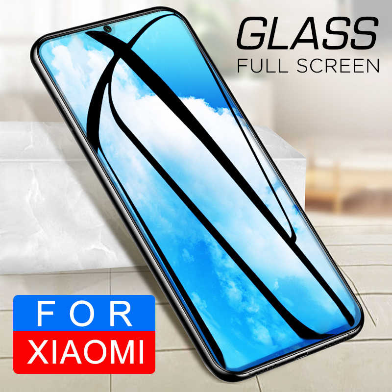 Полноэкранное закаленное стекло для Xiaomi Redmi Note 7 Pro 7A K20 6 Pro, Защитное стекло для Xiaomi mi 9 Cc9 CC9 mi 9se mi 9T Red mi 7 7A