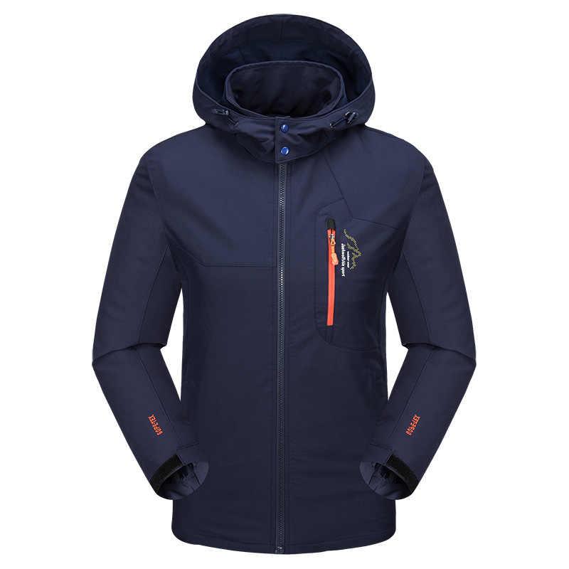 2020 Nuovo Inverno Caldo di Spessore uomo Antivento Giacca Da Sci Per Gli Uomini di Snowboard giacca Impermeabile Da Neve Giubbotti Donne Tuta Da Sci femminile