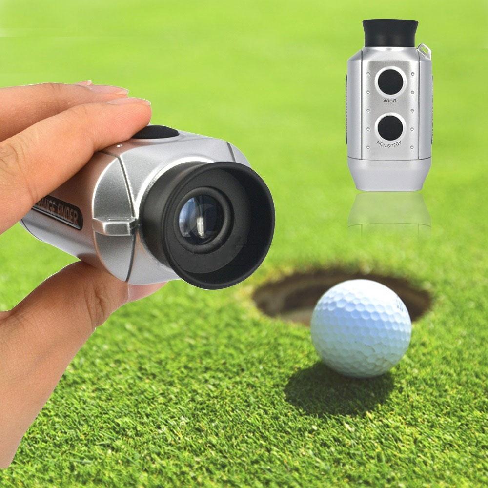 Digital Pocket 7x Golf Range Buscador Golfscope Alcance Distancia Electrónica +