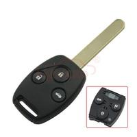 HLIK-1T Remote key 3 taste 434 Mhz HON66 mit ID46-PCF7961 chip für Honda Civic Accord 2007 2008 2009 kigoauto