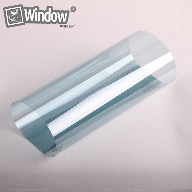 "Window Tint 7 0% Nano Ceramic Auto Tint & Flat 60""x100' Anti Scratch Car & Home Window Film"