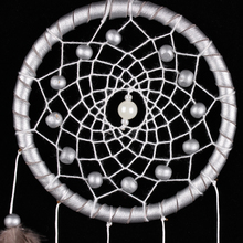 Silver Dreamcatcher for Home Decor