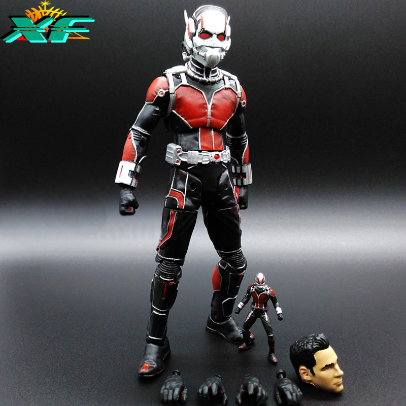 2015 Marvel Select Superhero Ant Man Action Figure
