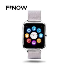 Z50สมาร์ทดูหรูหราผู้ชายผู้หญิงข้อมือบลูทูธA Ndroid Smartwatchนาฬิกาข้อมือ
