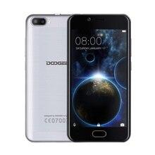 Оригинал DOOGEE Стрелять 2 мобильного телефона 1 ГБ + 8 ГБ/2 ГБ + 16 ГБ 5.0MP Двойной Задний камеры 5.0 «HD Android 7.0 MTK6580A Quad Core смартфон