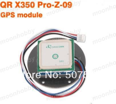 Walkera QR X350 Pro GPS module Walkera QR X350 PRO-Z-09 Walkera QR X350 PRO Parts Free Shipping with tracking walkera qr x350 pro battery 11 1v 5200mah lipo battery qr x350 pro z 14 walkera qr x350 pro parts shipping by plane
