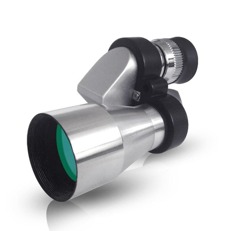 Poche Mini 8X loupe télescope portable 1000 mètres loin observer les oiseaux animaux et plantes alliage matériel
