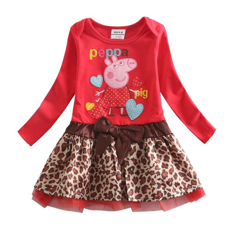 une pice de dtail peppa pig fille robe nouvelle 2015 enfants vtements fille peppa pig robe enfants 2015 filles dt mignon robes de la boutique en ligne