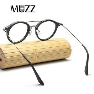 Image 5 - Yüksek kaliteli erkekler miyopi ahşap gözlük miyopi gözlük çerçevesi retro çerçeve kadın çerçeve erkek miyopi gözlük