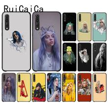 RuiCaiCa Billie Eilish Khalid ใหม่มาถึงสีดำสำหรับ Huawei P10 Plus Mate10 Mate20 Pro 10 Lite P20 Pro honor10 View10(China)
