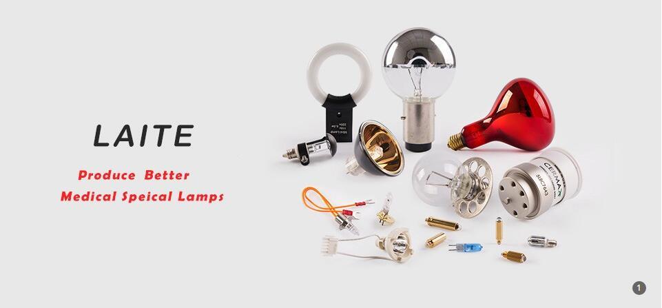 гуэрра 5429/ф50 24 в 50 вт лампа ва 15d операцию 24v50w halogen лампа бесплатная доставка