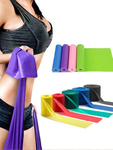 Fitness-Equipment Tension-Band Rubber Yoga Hot
