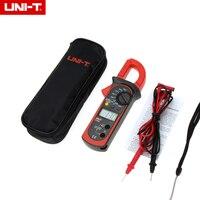 1pcs UNI T UT200B LCD Electrical Professional Backlight AC DC Voltage AC Current Resistance Digital Clamp