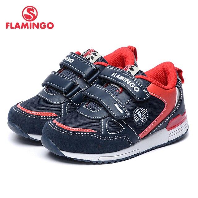 Фламинго Новое поступление 2017 года Весна и осень Кроссовки для мальчика модные высокое качество обувь для детей 71k-gl-0046
