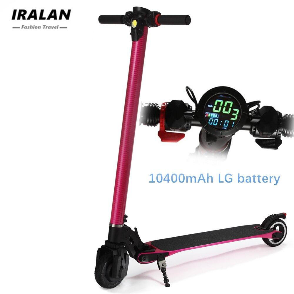 взрослый скутер electrique
