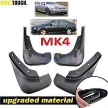 Брызговики для 1998-2005 VW Golf 4 Mk4 Характеристическая вязкость полимера Bora Jetta Брызговики спереди и сзади брызговик 2004 2003 2002 2001 2000