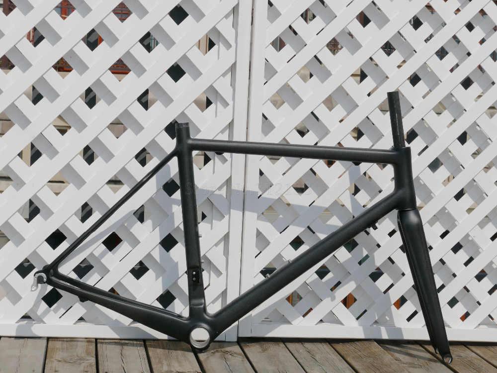 2019 # Toray carbone complet vélo vélo de course cyclisme vélo de route 700C cadre 52cm fourche avant cadre et fourche