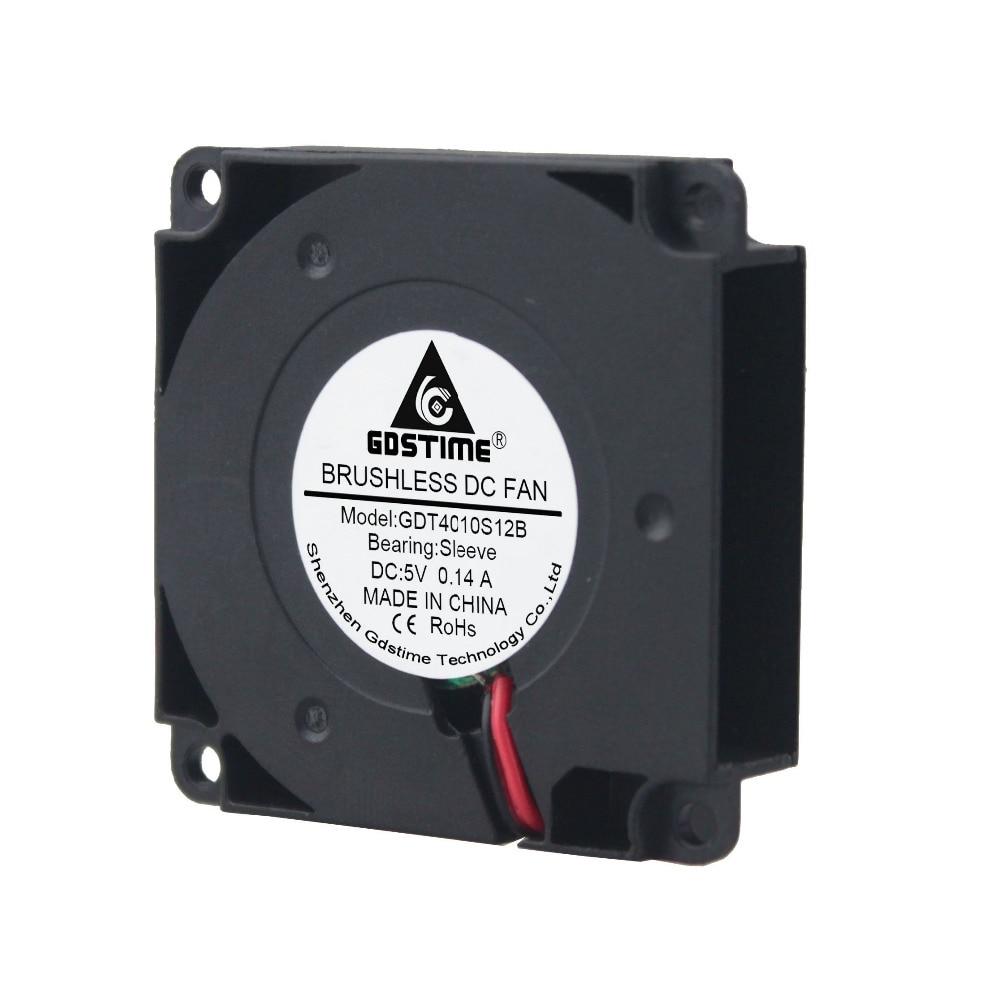 Centrifugal Fan 2 40 Watt : Pcs gdstime mmx mm cm dc v mini turbo