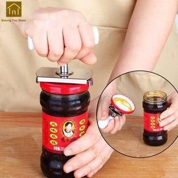 Tapa De tornillo abridor destornillador Acero inoxidable Mini lata abridor Botella jarra...