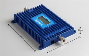 Image 2 - Lintratek AGC GSM مكرر 900 ميجا هرتز 70dB 20dBm 2 جرام الهاتف المحمول مكبر صوت أحادي 900 ميجا هرتز جهاز تقوية الإشارة GSM مكرر KW20L GSM