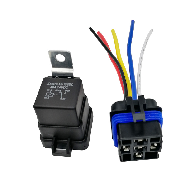 Wiring Astarter With Integral Solenoid