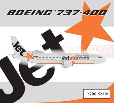 B737-400 VN-A194 1:200 Phoenix Jetstar 20053 Pacific Airlines commercial jetliners plane model hobby phoenix 10680 west pacific airlines n949wp b737 300 simpson commercial jetliners plane model hobby