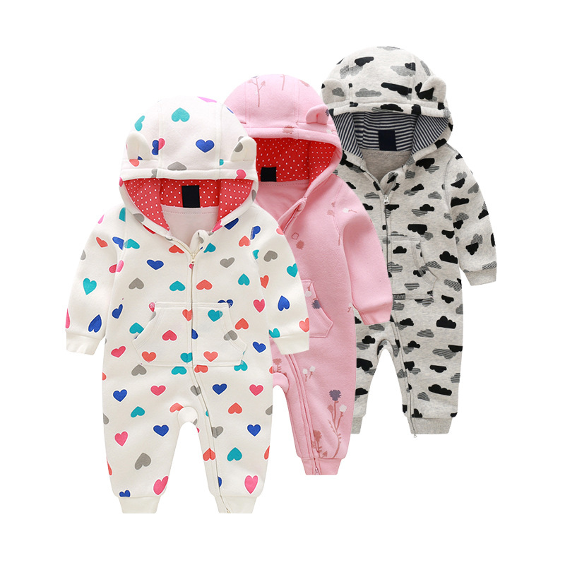New Baby Clothes Long Sleeved Romper Newborn Baby Boy Jumpsuit Romper Baby Girl Newborn Clothing Jumpsuit Toddler Baby Wear 2017 denim romper newborn baby boy girl summer sleeveless pocket clothes toddler kids jumpsuit sunsuit children clothing outfits