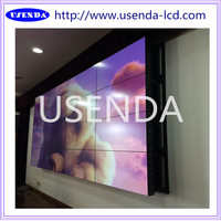 With Samsung Panel 46 5 3mm Seamless Free Combined Multi Tv Lcd Video Wall With Led