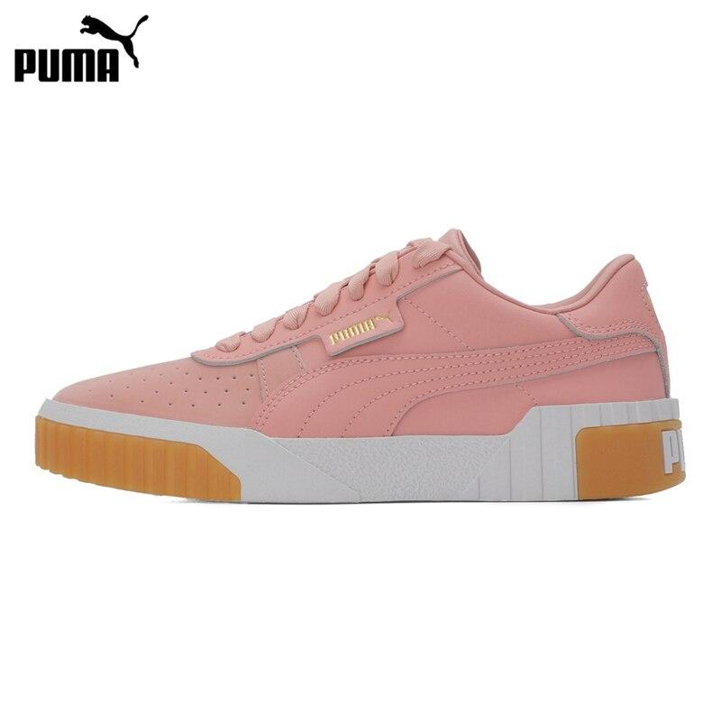 Nouveauté originale PUMA Cali exotique chaussures de skate femme baskets