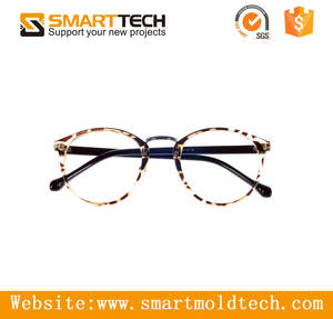High Quality Standard Fashion Eye Glasses Frames Plastic Injection Mold