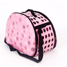 Foldable Cat Carrier (4 Colors)