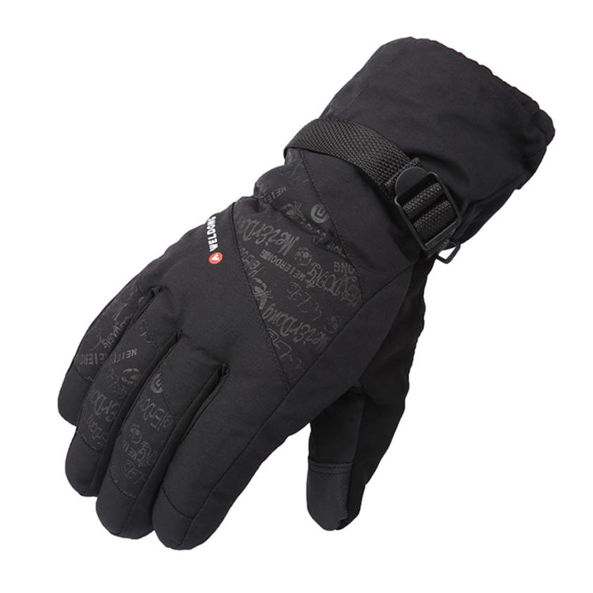 Luggage & Bags Adult Winter Warm Waterproof Windproof Snow Snowboard Ski Sports Gloves Socks Calcetines Ciclismo Hombre #5a