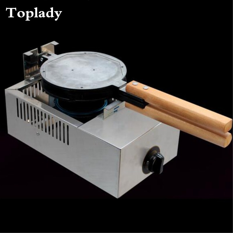 free shipping  LPG HK style Egg waffle make , commerial use Egg puff machine;egg waffle iron;Bubble Waffle wafer machine 2014 new free shipping dual display hk 809 with waistbelts machine for pedicure