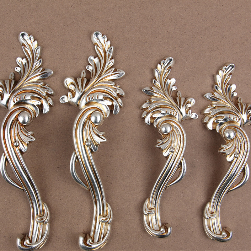 2pcs Shabby Chic Dresser Drawer Pulls