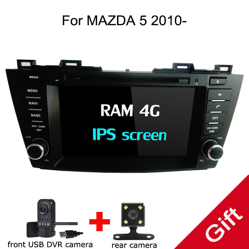 Android 8.0 PX5 Octa Core For MAZDA 5 Premacy 2010 2017 Car DVD Multimedia player GPS Navigation Autoradio dvd player