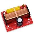 2 Шт. Аудио Спикер Делитель 2 Способ Высокая Низкая DIY Динамики Делитель Частоты 100 Вт