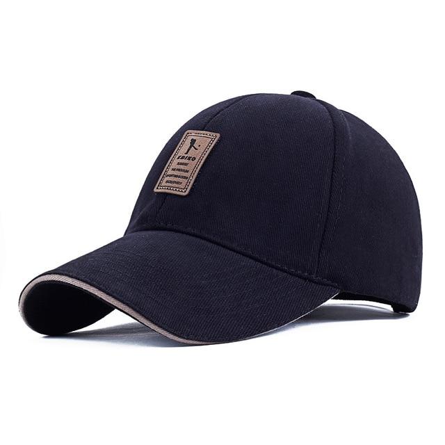 7cb51cd2 Hot Sale Unisex Brand Fashion Baseball Cap Cotton Snapback Hat Simple Solid  Color Hats For Men High Quality Cap