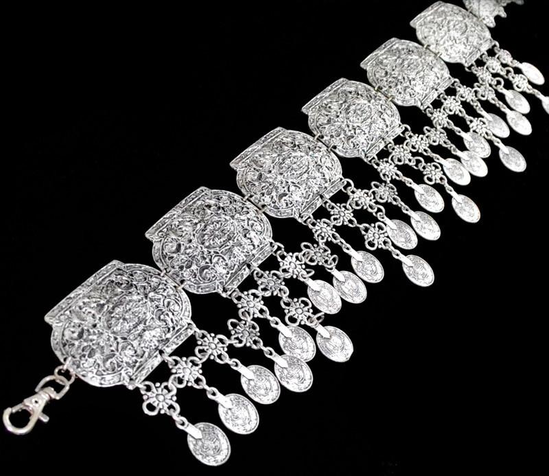 HTB1A_vdIpXXXXbKXXXXq6xXFXXX2 Turkish Gypsy Brinco Boho Ethnic Tribal Belly Chain Belt Jewelry With Coin Tassels For Women