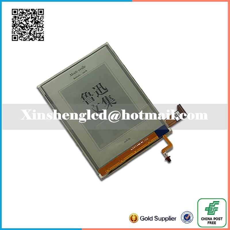 100 original 6 inch HD ED060XG3 ED060XG3 LF T1 00 LCD for E book readers LCD